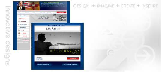 Ben R. Lujan Website